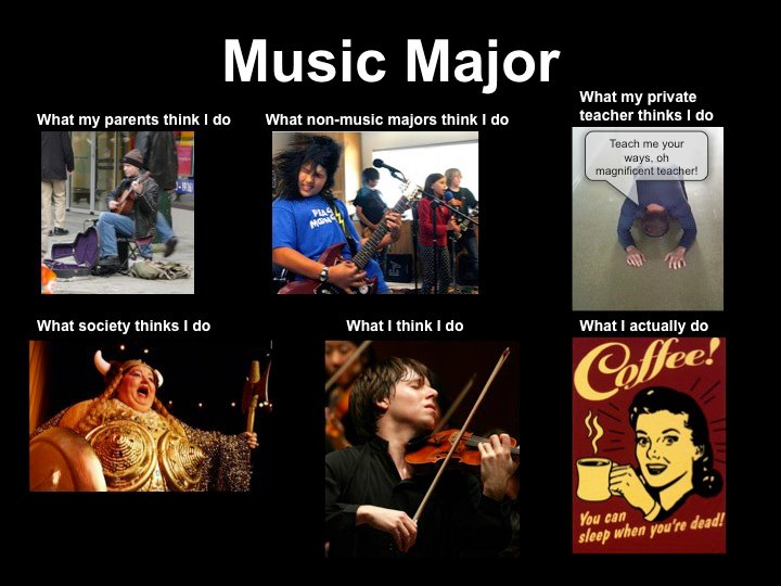 Music what is an it major